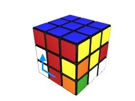 Kostka Rubika - krok 2 Finished 2