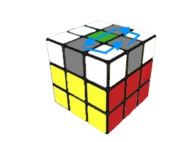 Kostka Rubika - krok 3 Finished 1
