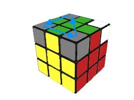 Kostka Rubika - krok 4 Finished 1