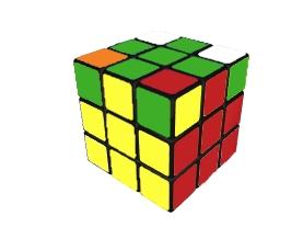Kostka Rubika - krok 4 Finished 2