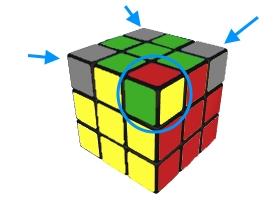 Kostka Rubika - krok 5