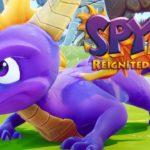 Gry komputerowe dla dzieci - Spyro