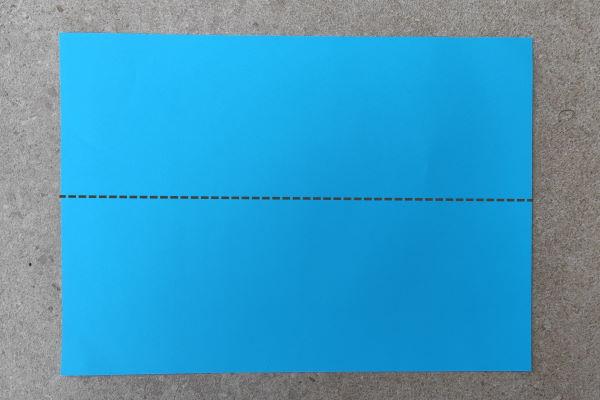 Bumerang origami